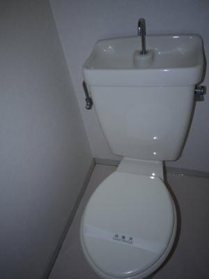 【トイレ】セジュール山口A棟