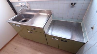 【キッチン】グリーンヒル清水が丘