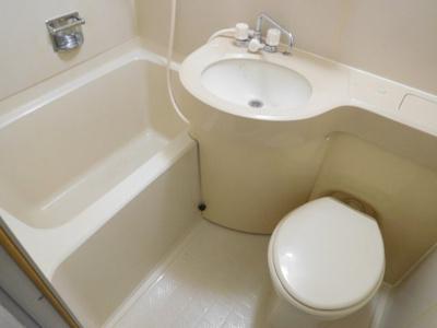 【浴室】ウィスタリアガーデン