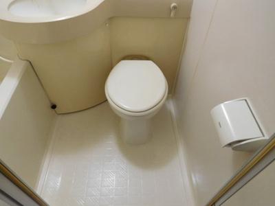 【トイレ】ウィスタリアガーデン