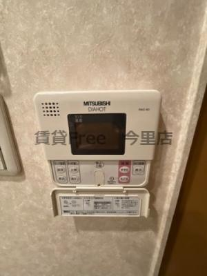 【設備】グラマシー京橋 仲介手数料無料