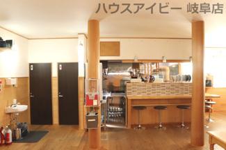 海津市南濃町【ライブスタジオ&カフェスペース付き住宅】