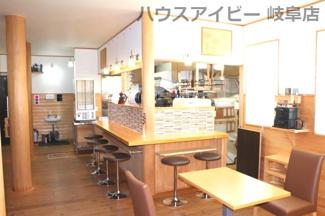 カフェスペース:海津市南濃町【ライブスタジオ&カフェスペース付き住宅】
