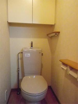 【トイレ】ルーブル渋谷松濤