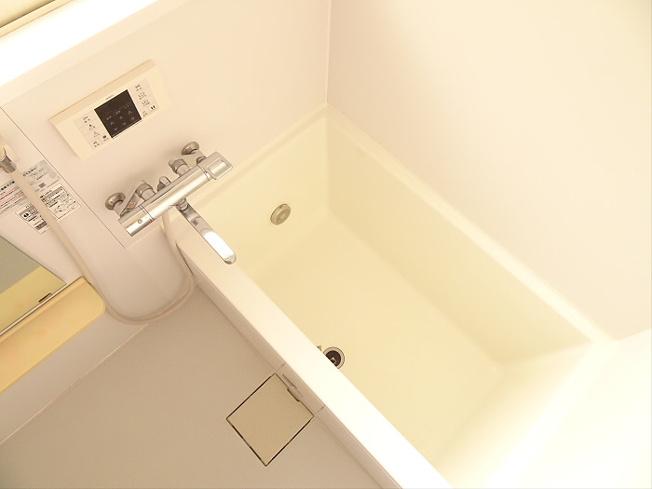 【浴室】コート浜田山