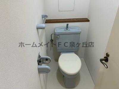 【トイレ】エクセル深阪