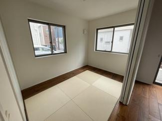 1階4.3帖の和室