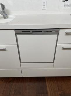 キッチンには食洗器完備