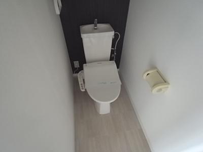 【トイレ】グランドールマンション