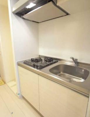 【キッチン】リブリ・エスペランス 築浅 独立洗面台 ネット使い放題 バストイレ別