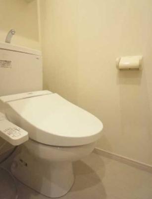 【トイレ】リブリ・エスペランス 築浅 独立洗面台 ネット使い放題 バストイレ別