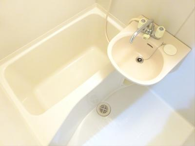 【浴室】ハイツ共栄
