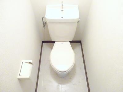 【トイレ】ハイツ共栄