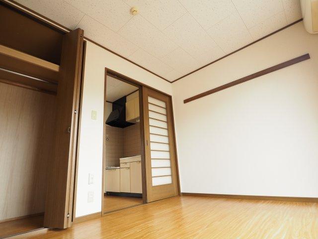 【寝室】サーフィスポート横浜参番館