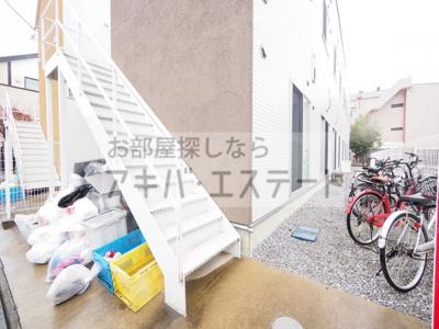 【エントランス】R-STYLE竹ノ塚 2nd