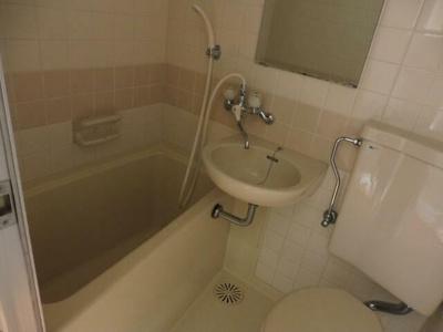 【浴室】エクセレント矢部
