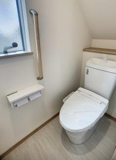【トイレ】三島市青木3期 新築戸建 全2棟 (2号棟)
