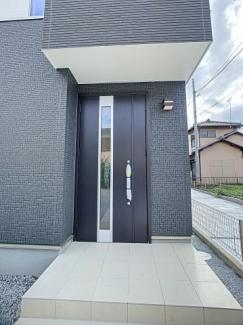 【玄関】三島市青木3期 新築戸建 全2棟 (2号棟)