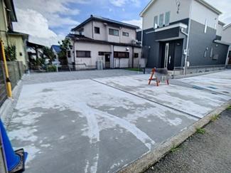【駐車場】三島市青木3期 新築戸建 全2棟 (2号棟)