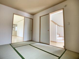 【和室】三島市青木3期 新築戸建 全2棟 (2号棟)