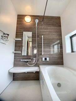 【浴室】三島市青木3期 新築戸建 全2棟 (2号棟)