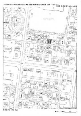 大平台3丁目109-11.12駐車場