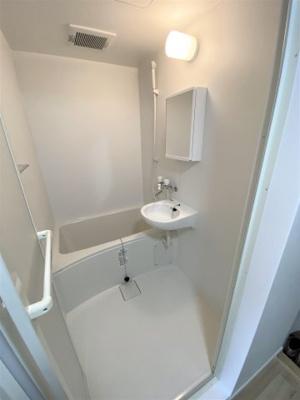【浴室】なかいハイツA