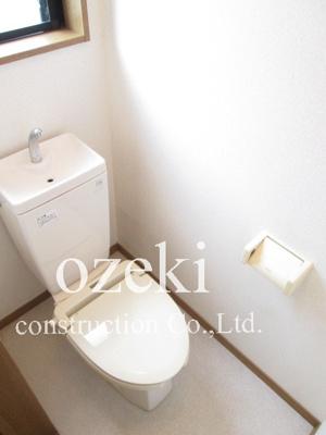 【トイレ】ベルフラワー