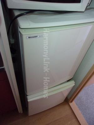☆レオパレス和の設備☆備え付きの冷蔵庫