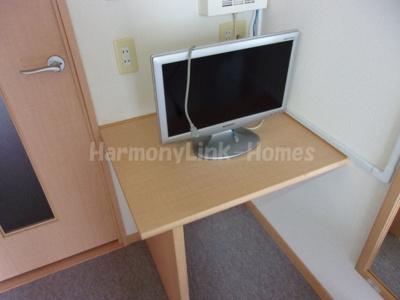 ☆レオパレス和の設備☆必需品のパソコンです。