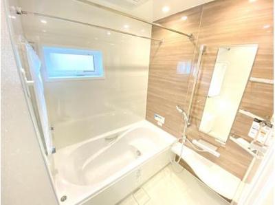 【浴室】北区上賀茂菖蒲園町2号地 新築戸建て