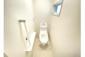 【トイレ】北区上賀茂菖蒲園町2号地 新築戸建て