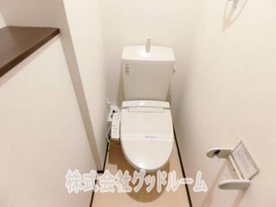 【トイレ】レオネクストムーンハウス