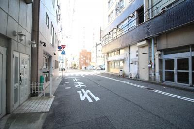 【ロビー】二宮4丁目貸店舗・事務所