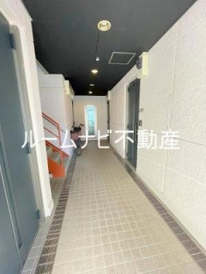 【エントランス】エフォートエム