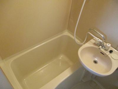 【浴室】真奈コーポ