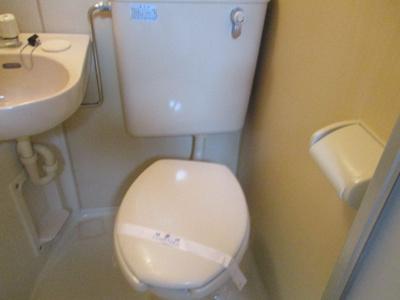【トイレ】真奈コーポ