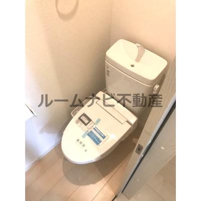 【トイレ】サニーメゾン田端
