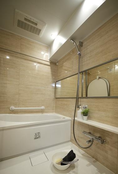 【浴室】グリーンコート海老名