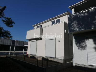 碧南市伏見町Ⅱ新築分譲住宅5号棟写真です。2021年8月撮影