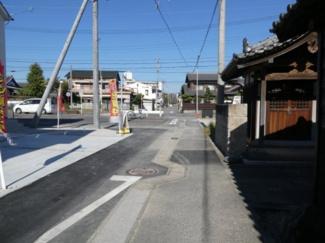碧南市伏見町Ⅱ新築分譲住宅5号棟写真です。2021年7月撮影