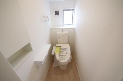 2号棟 トイレです