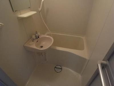 【浴室】スカイコート文京茗荷谷