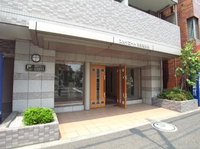 【エントランス】スカイコート文京茗荷谷