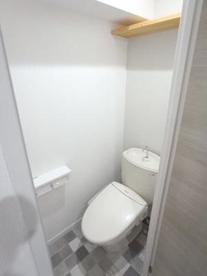 【トイレ】アルル覚王山