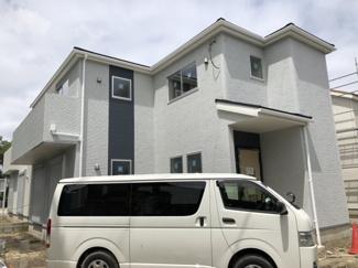 碧南市伏見町Ⅱ新築分譲住宅6号棟写真です。2021年8月撮影
