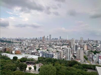 【展望】王子飛鳥山ザファーストタワー&レジデンス
