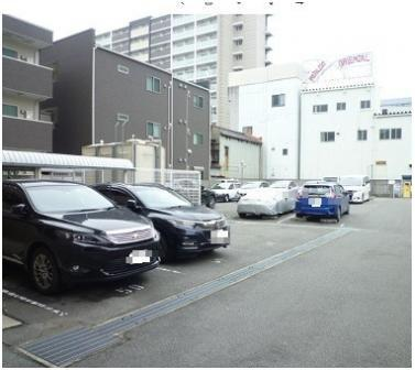 【駐車場】ローズステージ泉大津駅前Ⅲ番館