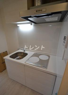 【キッチン】リバーレ東新宿
