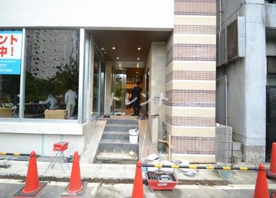 【外観】リバーレ東新宿